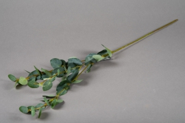 a180nn Artificial green eucalyptus H75cm
