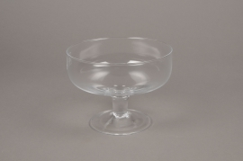 A182I0 Stem bowl glass D18cm H14cm