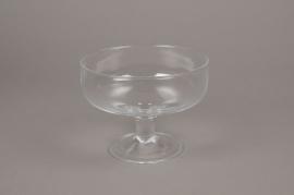A182I0 Stem bowl glass D18cm H14cm