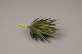 a189nn Artificial green agave H17cm