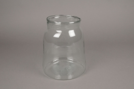 A199IH Glass jar D18.5cm H23.5cm