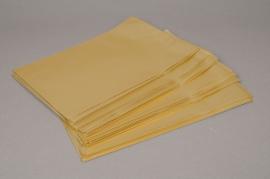 A201BD Bag of 50 bags metal gold 25x40