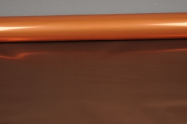 A201QX Copper and chocolate metallic paper roll 70cm x 50m