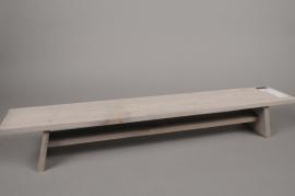 A209U7 Wooden windowsill bench 78x14cm H12.5cm