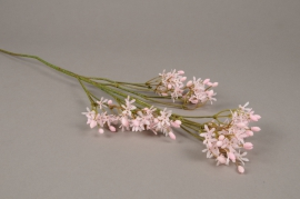 a242nn Pink artificial alyssum H63cm