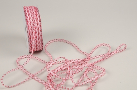 A247UN Pink ribbon 5mm x 25m