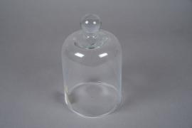 A256I0 Glass dome D12cm H20cm