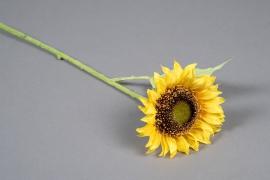 a256nn Artificial sunflower H43cm