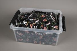 A262QV Boîte de 1000 sachets de conservateur pour fleurs coupées