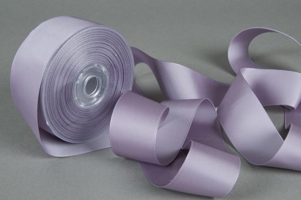 A270UN Grosgrain ribbon elderberry 38mmx20m