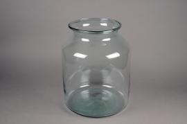 A277DQ Glass vase D32cm H42cm