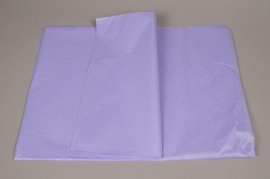 A279QX Ream of 480 tissue paper sheets lilac blue 50x75cm