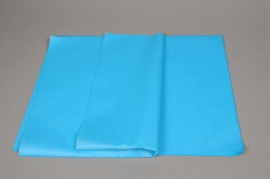 A280QX Ream of 480 tissue paper sheets turquoise blue 50 x 75cm