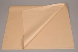 A282QX Paquet de 240 feuilles papier de soie kraft 50 x 75cm