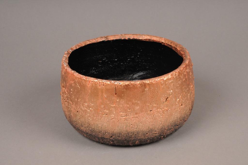 A324HX Copper ceramic bowl H12.5cm