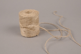 A347UN Natural thread burlap roll 70m