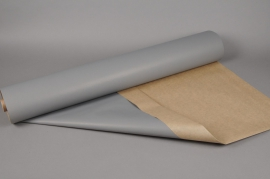 A352R7 Rouleau papier kraft gris foncé 0,80x120m