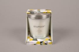 A356NG Bougie parfumée verre CAVIAR BLEU