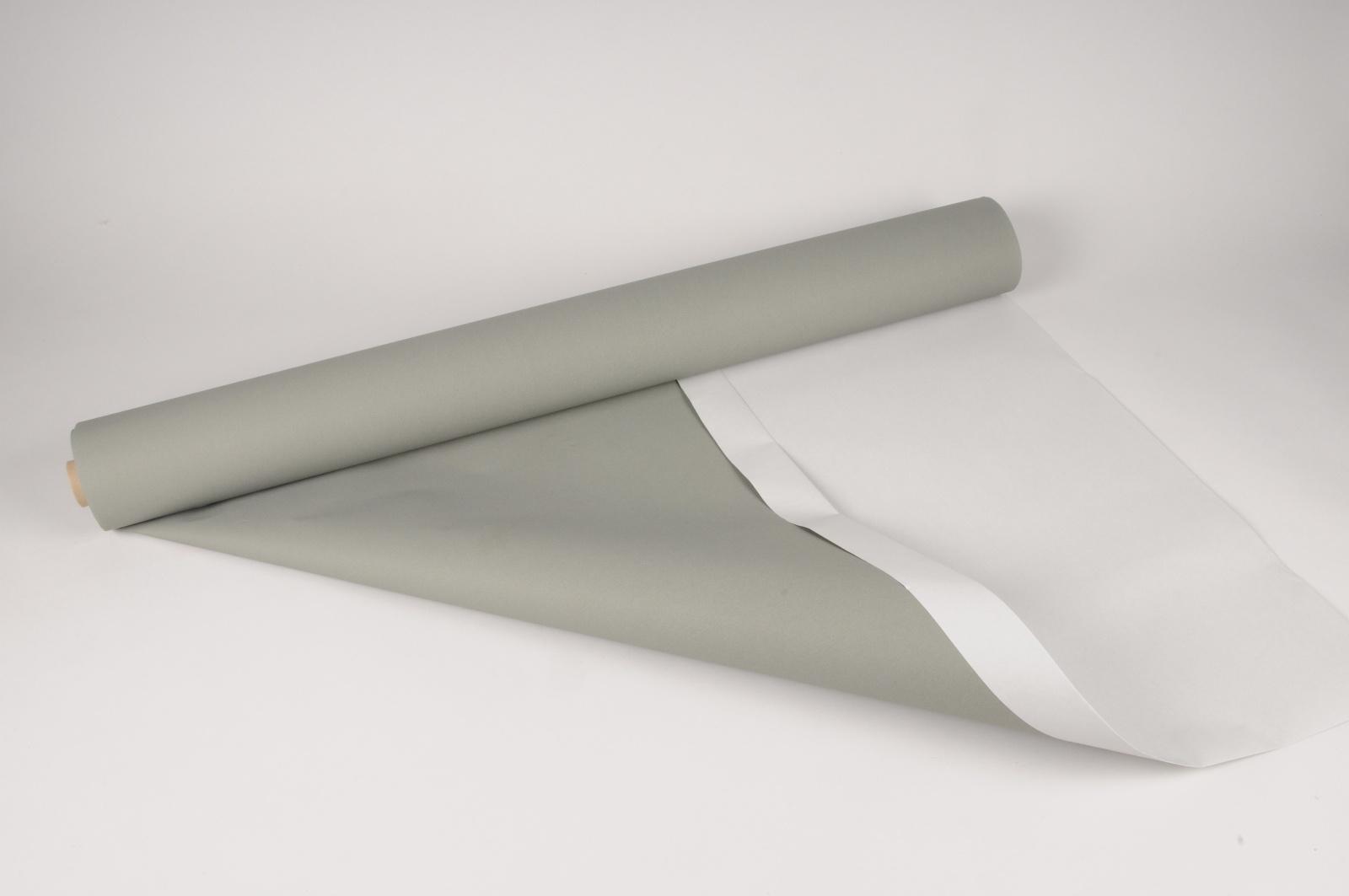A364IX Rouleau de papier offset gris 80cmx50m