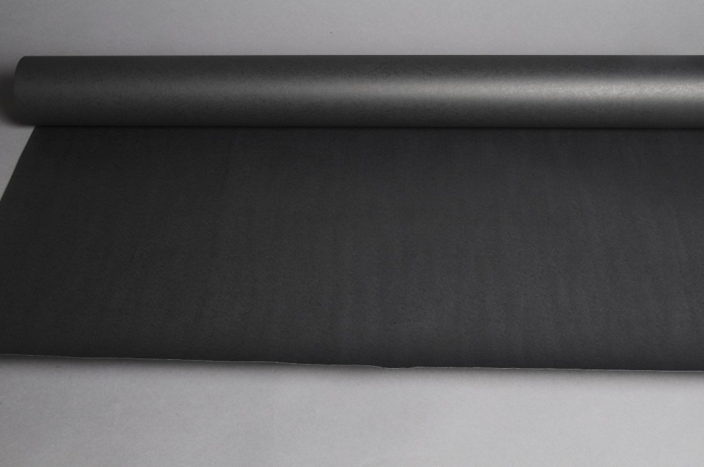 A367IX Offset paper roll black 80cm x 50m