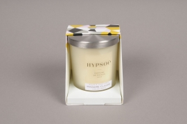 A368NG Scented candle in glass AMBER