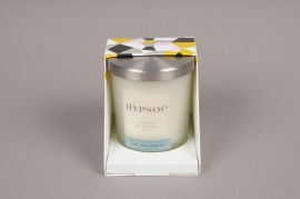A378NG Scented candle in glass THÉ BOURBON