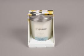 A379NG Bougie parfumée verre Hypsoé - THÉ NOIR