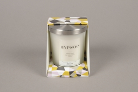 A382NG Scented candle in glass ZESTE