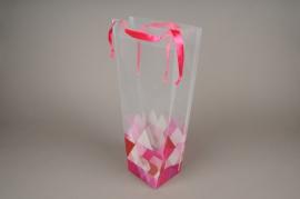 A410MO Paquet de 10 sacs pour orchidée H45cm