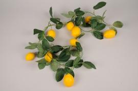 a426nn Artificial lemon garland H180cm