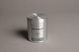 A427NG Box of 4 scented candles Hypsoé in metal boxes BOREAL