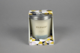 A436NG Scented candle in glass THE GENMAICHA