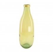 A438U7 Vase en verre recyclé H40cm