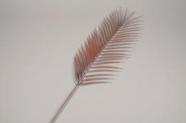 a440nn Feuille de palme artificielle rose H110cm