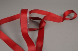 A443UN Red ribbon  25mmx20m