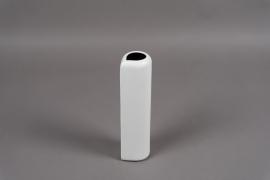 A450NG Set of 4 white ceramic vases