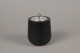 A471NG Scented candle in black wood LOUNGE