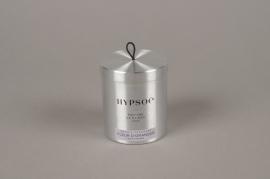 A475NG Bougie parfumée recharge boîte métal FLEURS D'ORANGER