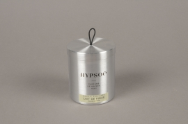 A476NG Scented candle refill in metal boxes LAIT DE FIGUE