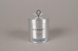 A479NG Bougie parfumée recharge boîte métal THÉ NOIR