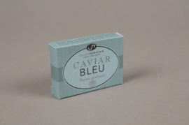 A507NG Boite de 10 savons parfumés caviar bleu