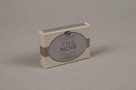 A511NG Boite de 10 savons parfumés thé noir