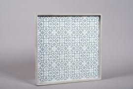 A518HX White concrete board 40cm x 40cm