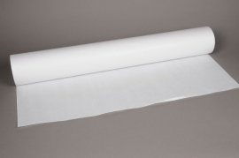 A537QX White kraft paper roll 65cm x 250m