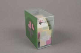 A558MQ Box of 500 adhesive labels plaisir d'offrir