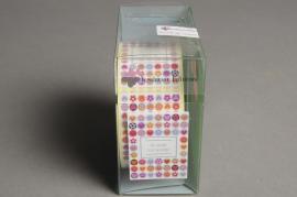 A599MQ Boîte de 500 étiquettes Plaisir d'offrir