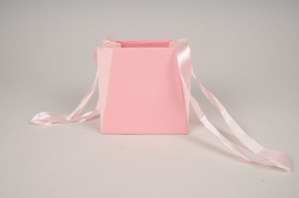 A661QX Package of 10 pink bags