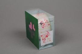 A698MQ Box of 500 adhesive labels plaisir d'offrir