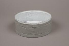 A707UO Grey ceramic bowl D19cm H8cm