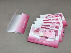 A747MQ Paquet de 10 cartes Félicitations